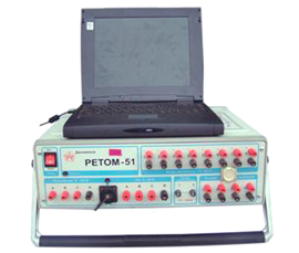 Laboratory equipment Relay PETOM51