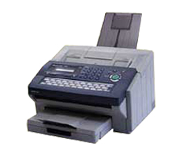 Fax machine - Panasonic UF-5950 Fax Machine