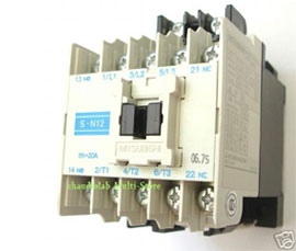 Electrical - Automatic  - Contactor 01